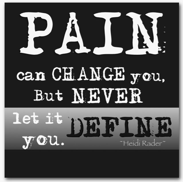 chronic pain,
