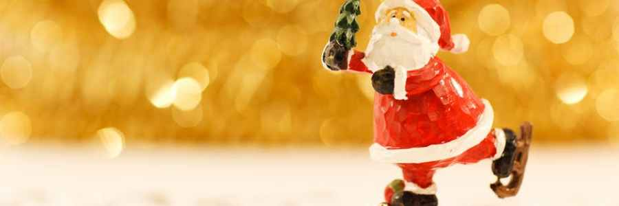 christmas, santa, fitness