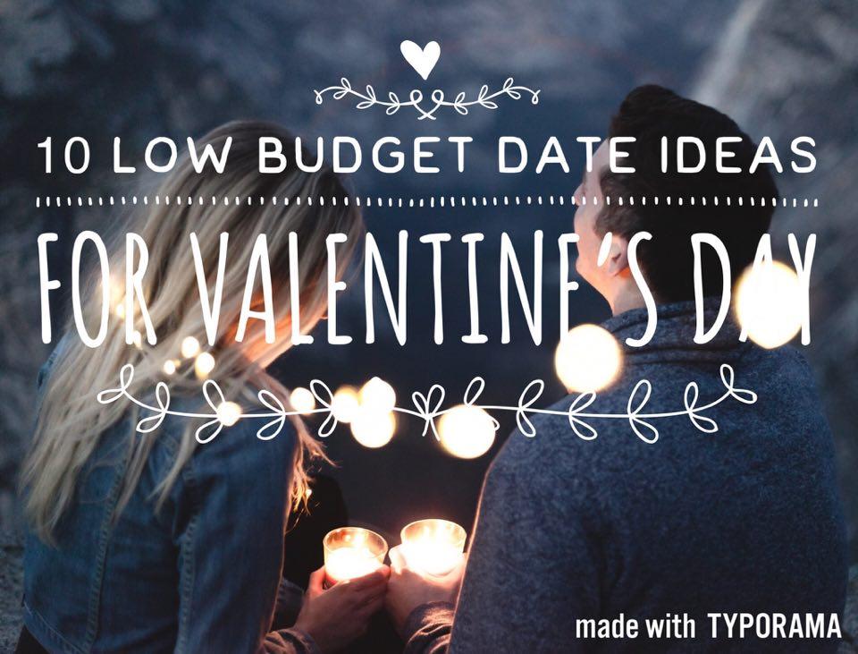 valentines day date ideas
