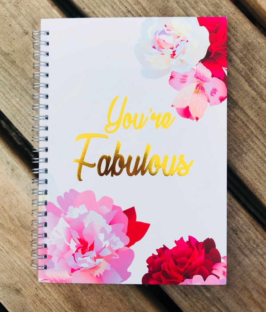 fabulous notepad