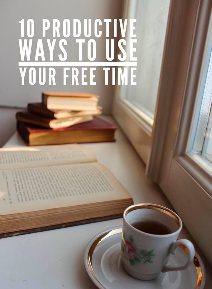 calming space, books, tea